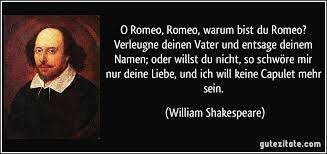 William Shakespeare Romeo Und Julia Zitate Englisch Zitate Zu Leben