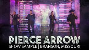 Pierce Arrow Show Sample Branson Missouri