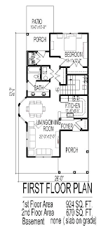 cool small two story house plans 2 story small home design narrow lot tiny house floor