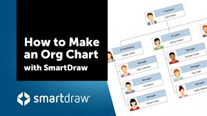 019 Organizational Chart With Profile Powerpoint And Keynote