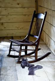 types of rocking chairs identifying old wooden