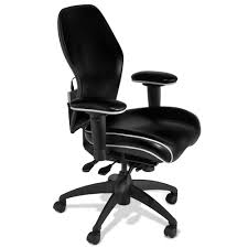 the heated lumbar office chair