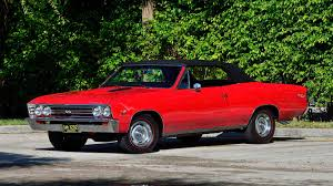 1967 Chevrolet Chevelle SS Convertible | T225 | Kissimmee 2016