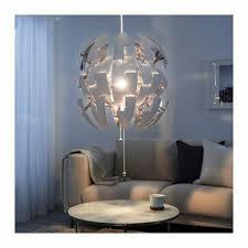 Deckenhängelampe Ikea Ikea Ps 2014 Lampe Weisssilber