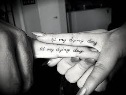40 Cute Couple Tattoos That Will Warm Your Heart LOVE Amazing Love Tattoos For Couples Quotes