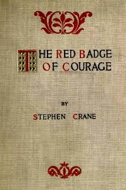 what happened on rd the red badge of courage is red badge cover