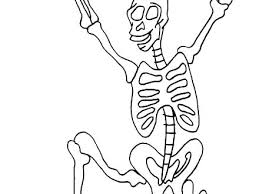 Bone Coloring Page Printable Colour Page Of A Dog Bone For Kids
