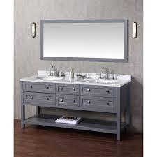 ... Sinks, 48 Inch Double Sink Vanity 48 Double Sink Vanity Top Vanity With Sink  Bathroom ...
