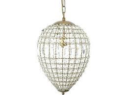 teardrop chandelier restoration