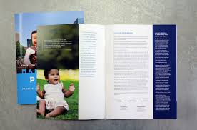 Campaign Brochure Capital Campaign Brochure Yellobee Studio
