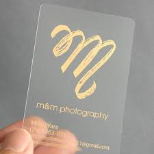Translucent Plastic Business Cards Frosted Plastic Business Cards Luxury Business Card Printing Roxprint