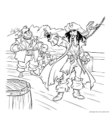 Pirates of the Caribbean - Colorator.Net - Ð¡oloring pages for ...