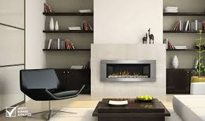 linear gas fireplace. Lhd45 Napoleon Fireplaces Linear Gas Fireplace D