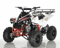 apollo orion sportrax ultra 125 atv quad calif legal free