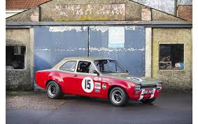 ford works ex alan mann racing works 1968 ford escort twin cam heads to auction