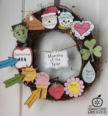 Homeschool Classroom Reveal Kindergarten Calendar Morning