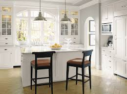 Alabaster White Kitchen Cabinets How To Add Color To A White Kitchen With Vanessa Deleon