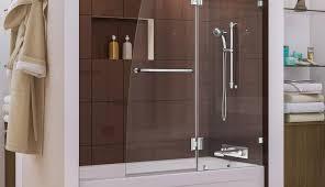 nickel home shower curtain parts brushed fix depot door pre rod curved inspiring toolstation target
