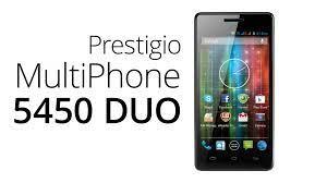 Prestigio MultiPhone 5450 Duo specs ...