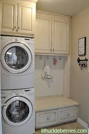 washer dryer for small space. Brilliant Washer Basement Laundry Room Makeover Ideas How To Finish A Room  Spruce Up Laundry Basement Makeover To Washer Dryer For Small Space N