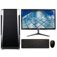 Intel i7m 8GB Ram 500GB Hdd 21.5 Mon. Masaüstü Bilgisayar Outlet Ürün :  Atom Bilişim