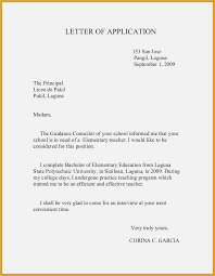 formal application format how to write a letter to a principal how to write letter by