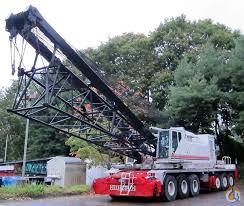 2000 Link Belt Hc 278h 300 Ton Truck Crane Crane For Sale In