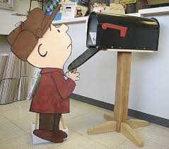 empty mailbox charlie brown. Charlie Brown Empty Mailbox (