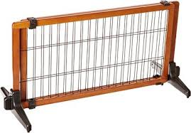 carlson pet products design studio freestanding extra wide gate 20in wide pet gates r52