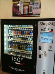 Magex Vending Machine Simple Vending Machine Model PRO Touch Inter Confort Exclusive