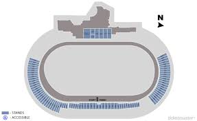 Dover Downs Raceway Seating Chart