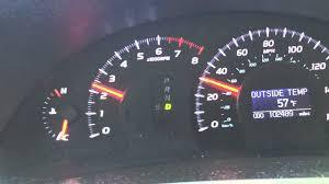 2007 Toyota Camry V6 Transmission problem in cold start - YouTube