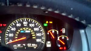Abs Tcs Lights On Honda Accord 2005 Accord Srs And Abs Code