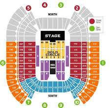 2019 Cma Seating Chart Cma Music Festival Guide Tickpick