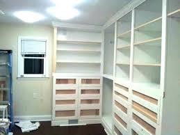 full size of build closet grow room cedar in basement shelves plywood custom built ideas closets bedroom diy shelving d sliding doors laundry garage corner