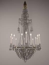 crystal chandelier 3d model
