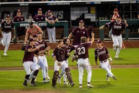 0 0 0 0 0 50 pimentel, brandon 21 19 2 0 1.000 0 0 0. Mississippi State Wins Cws Brings Home Starkville S First Ever National Title Baseball Omaha Com
