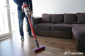 dyson v10 hardwood floor