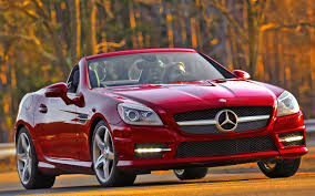 BMW Convertible bmw 350 coupe : Mercedes-Benz Price Hike for 2012 SLK350 Roadster, Decrease for ...