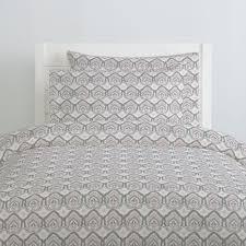 gray modern fl duvet cover share save 1