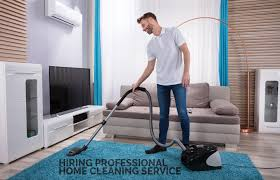 4 Signs That You Need To Hire Professional Home Cleaning Service