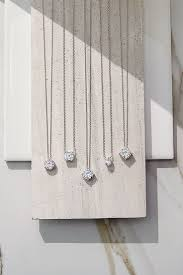 forever one moissanite pendant starting at 399 00 timeless class and elegance from charles colvard for every occasion