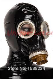 Latex korku maskeler Ufuk Şaka Oyunlar Merkezi