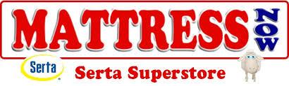 serta mattress logo. Mattress Now Serta Logo