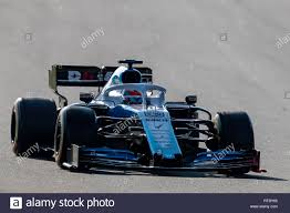 George Russell of Williams F1 Racing ...