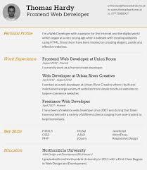 Free Responsive HTML/CSS3 CV Template