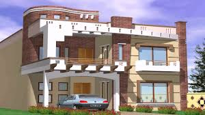 6 Marla House Front Design 6 Marla House Map Design In Pakistan See Description Youtube