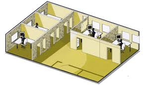 flexible office. Acoustics\u002708 Paris Flexible Office