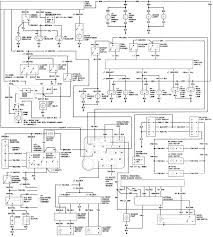 1989 bronco ii body wiring diagram or