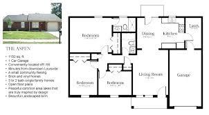 family house plans best of single floor